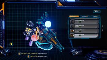 Mothergunship Launch Screenshot 008